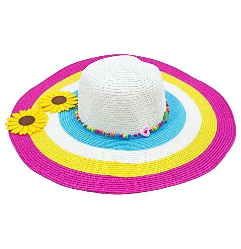 Hippie Stirnband elastisch NEU Karneval Fasching Hut Mütze Kopfbedeckung