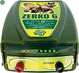Pastore elettrico zerko-red. 6Joule di potenza