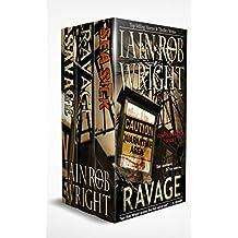 Ravaged World Trilogy (Sea Sick, Ravage, & Savage)