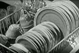 Classic Dishwashing Machine Promotional Film DVD: 1950 Kitchen Appliance Dishwasher Machine Film
