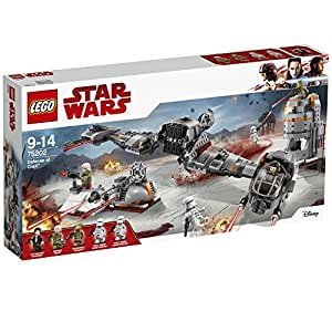Lego Star Wars 75202 - TM - Difesa di Crait