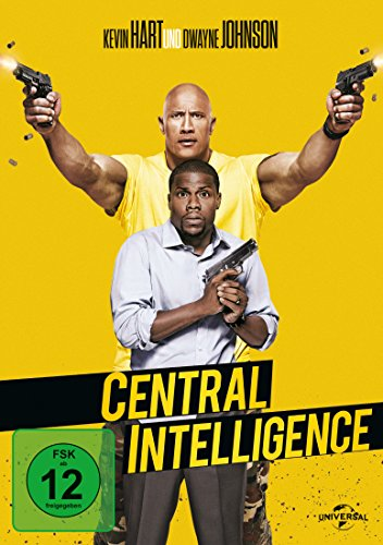 #Central Intelligence#