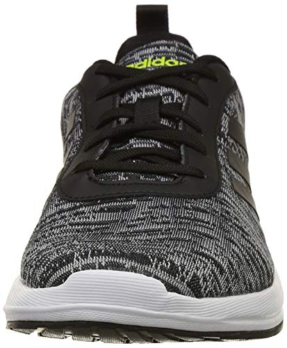 96cb53b56 ... Adidas Men s Videll Silvmt Cblack Syello Running Shoes-8 UK India ...