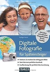 Digitalfotografie für Späteinsteiger