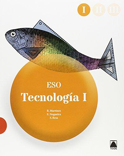 Tecnología I ESO - 9788430789979 por Ramón Martínez López