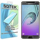 SDTEK Samsung Galaxy A5 (2016) Protector de Pantalla Cristal Vidrio Templado Glass Screen Protector