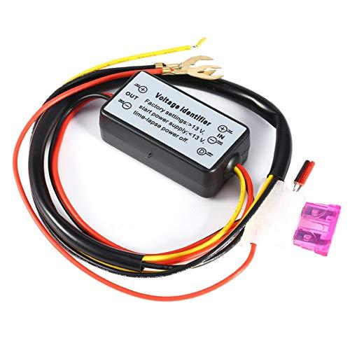 Iycorish Drl Controller Auto Auto Led Tagfahr Licht Relais Kabelbaum Dimmer An/Aus 12-18 V Nebel Licht Regler -