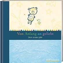 Von Anfang an geliebt - blau: Dein erstes Jahr