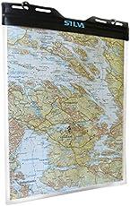 Silva Kartenhülle Dry Map Case M, Transparent, One size, 30-0000039022