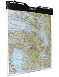 Silva Kartenhülle Dry Map Case L, Transparent, One size, 30-0000039023