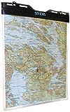 Silva Kartenhülle Dry Map Case M Kartentasche, Neutral, 34 x 10 x 1.5 cm, 1 Liter