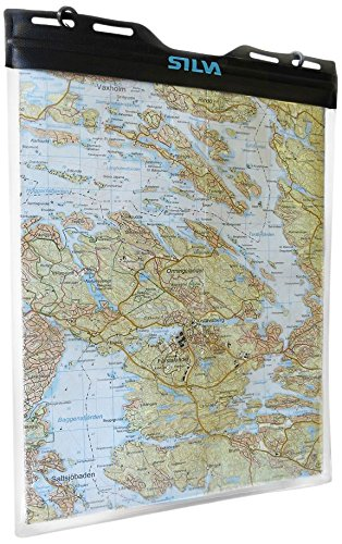 Maps Wetter (Silva Kartenhülle Dry Map Case M, Transparent, One size, 30-0000039022)