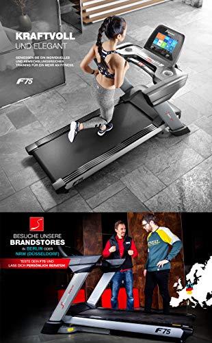 Profi Laufband Sportstech F75 High-End kaufen  Bild 1*