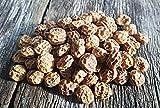 10 Erdmandel Knollen, Cyperus esculentus, Tigernuss Samen, Chufa, Arab. Zuckerwurzel