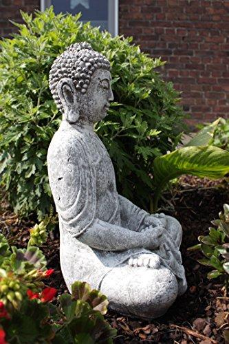 Steinfigur Großer Buddha Shiva - 9