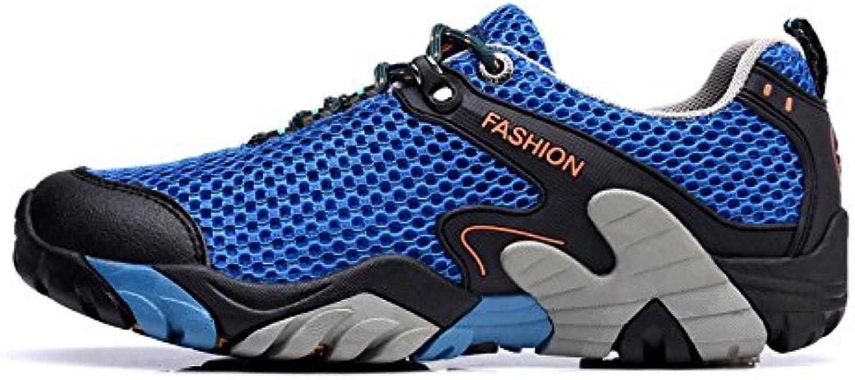 Nuevos Zapatos De Primavera De Los Hombres Malla Transpirable Calzado Deportivo De Los Hombres Verano Zapatos