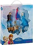 Bullyland 12220 - Figures Set Walt Disney Frozen, 5 Figures