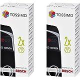 Bosch Original Tassimo Comprimés De Détartrage Multi Pack 8 comprimés (4 x 2)