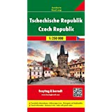 Freytag Berndt Autokarten, Tschechische Republik - Maßstab 1:250 000 (freytag & berndt Auto + Freizeitkarten)