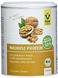 Raab Vitalfood Bio Walnuss-Protein Pulver, reines Proteinpulver mit 45 % pflanzlichem Eiweiß, aus biologischem Anbau, vegan, laborgeprüft, 110 Gramm