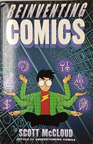 Reinventing Comics - Scott McCloud