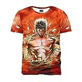 Noorhero - T-Shirt Uomo - Ken Shiro Evolution