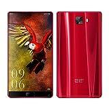 elephone S8 4G Smartphone 6,0 Pulgadas de Pantalla Completa y 2K de Pantalla Android 7.1.1 con Helio X25 Deca Core 2.5D 2.5GHz 4GB...