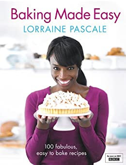 Baking Made Easy by [Pascale, Lorraine]