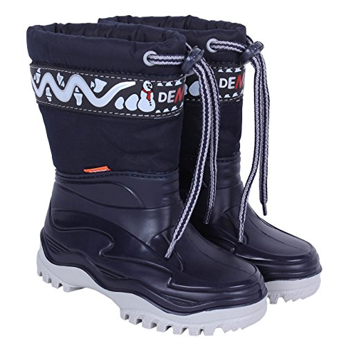 DEMAR children's winter boots, shoes, lined, FROST.