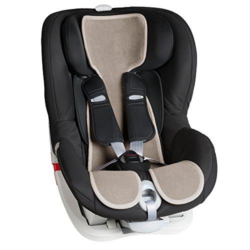 Air Cuddle Cool Seat copriseggiolino auto Gr.1 traspirante Beige Nut