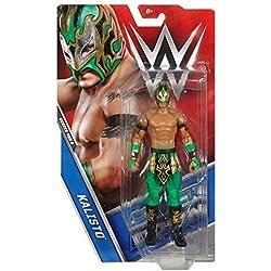 WWE Serie Basic 68 Action Figure - Kalisto Verde Abito 'Smackdown Energia'