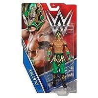 WWE Serie Basic 68 Action Figure - Kalisto Verde Abito 'Smackdown Energia' - Nuovo In Scatola