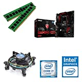 One Aufrüstkit · Intel Core i7-7700k, 4 x 4.20GHz · Intel HD 530 · 16 GB DDR4 RAM · MSI Z270A Gaming · Kabylake · Aufrüstset · Mainboard Bundle · PC Tuning Kit
