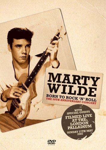 Bild von Marty Wilde-Born to Rock'n'roll [UK Import]