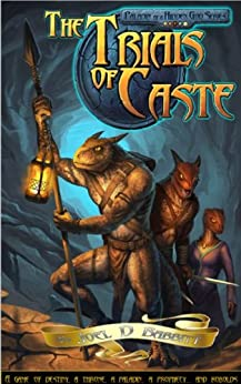 The Trials of Caste: Young Adult Fantasy (Paladin of a Hidden God Book 1) by [Babbitt, Joel]