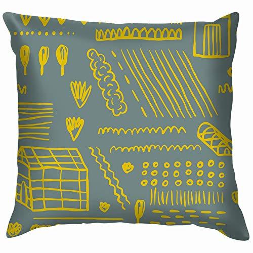 beautiful& Organic Greenhouse Garden Bed Farm Throw Pillows Covers Accent Home Sofa Cushion Cover Pillowcase Gift Decorative 18X18 Inch - Deck-mulch