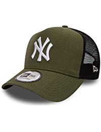 New Era New York Yankees Trucker Green