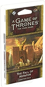 Fantasy Flight Games FFGGT18 The Fall of Astapor Chapter Pack: AGOT LCG 2nd Ed, Multicolor