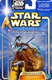 Hasbro Aayla Secura Jedi Knight Attack of the Clones Figur No.11 - Star Wars Saga Collection 2002-2004