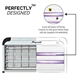 ASPECTEK Professional Electronic Indoor Insect Killer, Bug Zapper, Fly Zapper, Mosquitto Killer, 30W UV Bulbs for Home & Commercial Use(UK PLUG)