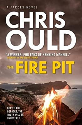 The Fire Pit A Faroes Novel 3 from Titan Books