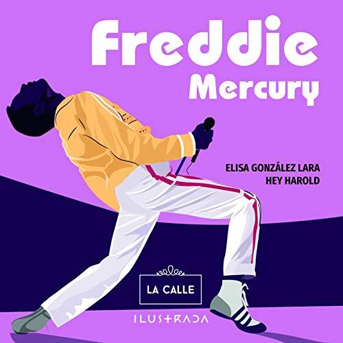 Freddie Mercury por Elisa González Lara