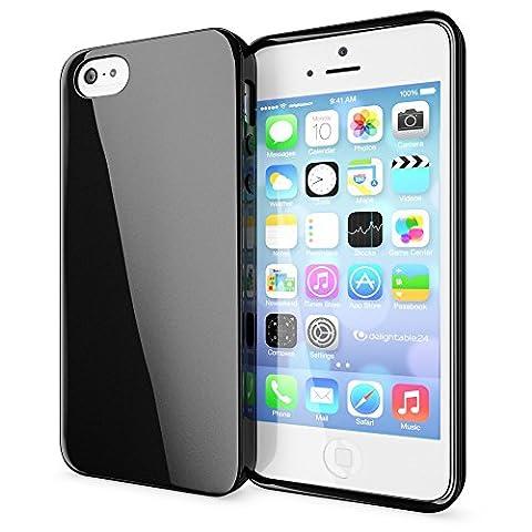 iPhone SE 5 5S Hülle Handyhülle von NICA, Ultra-Slim TPU Silikon Jelly Case, Dünnes Cover Gummi Schutzhülle Skin, Etui Handy-Tasche Backcover Bumper für Apple iPhone 5 5S SE Phone -
