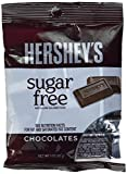 Hershey's Sugar Free Chocolates 3 oz Bag, 2er Pack  (2 x 85g )