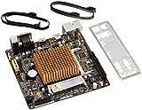 ASUS mini ITX DDR31600NA schede madri j1800i-c