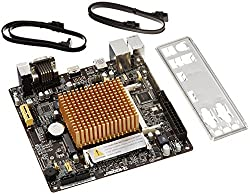 Mini ITX Motherboard Asus Intel Celeron J1800 SoC CPU with HDMI and USB 3.0