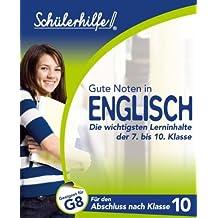 Englisch: Für den Abschluss nach Klasse 10