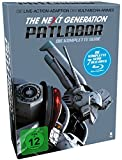 The Next Generation: Patlabor - Die Serie (7 Disc-Set) [Blu-ray]