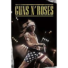 Guns N Roses Poster Maxi-Pantalón corto