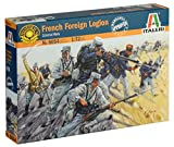 Italeri 6054 French Foreign Legion Colonial Wars soldatini in plastica scala 1:72